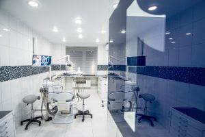 кабинет 1 в клинике Айсберг