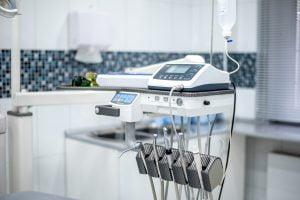 Аппарат к кабинете стоматолога