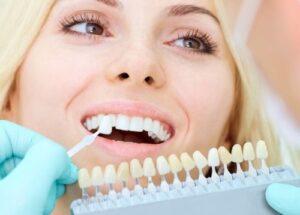 Реставрация зубов в клинике Айсберг